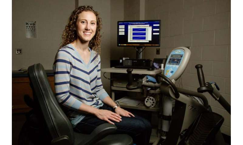 people with multiple sclerosis may be more physically fit than tests