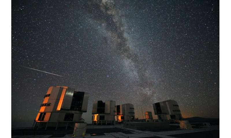 Perseid meteors to light up summer skies