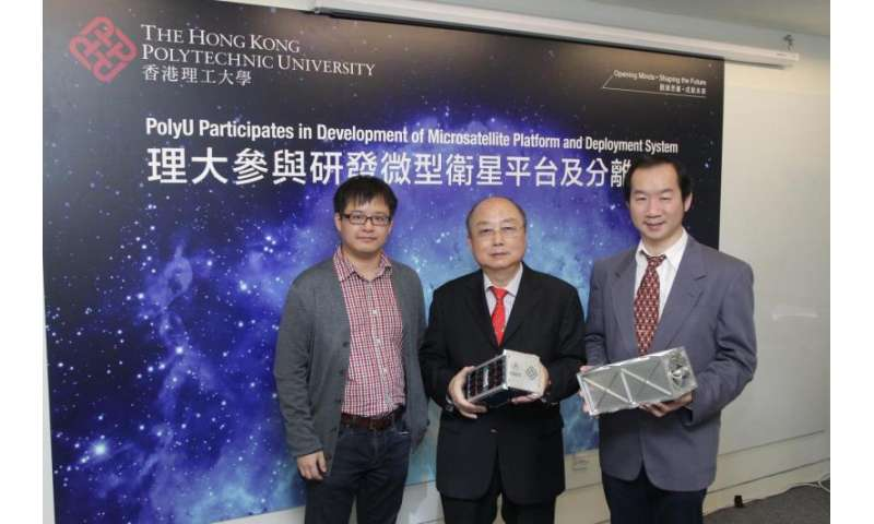PolyU participates in development of microsatellite platform and deployment system