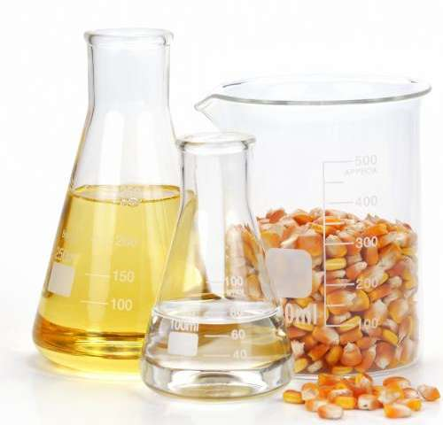 Production of 500 daily litres of bioethanol from food waste