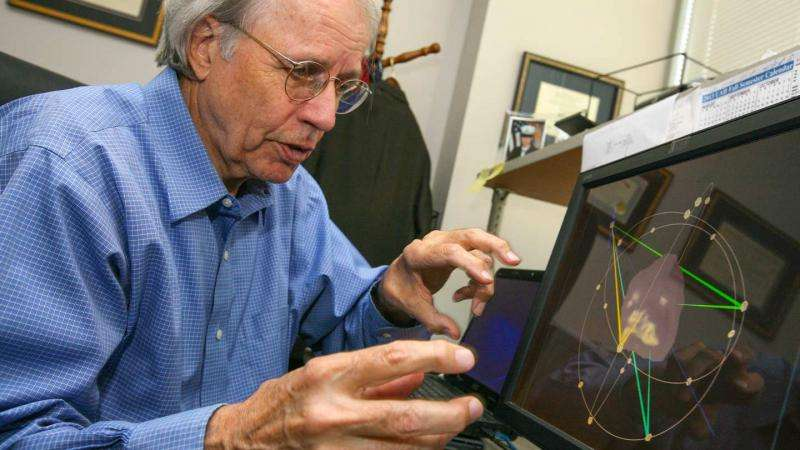 Professor's laser-based space energy system generates a patent