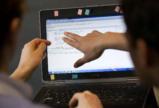 Programmers and developers have twenty four hours to produce a useable software application