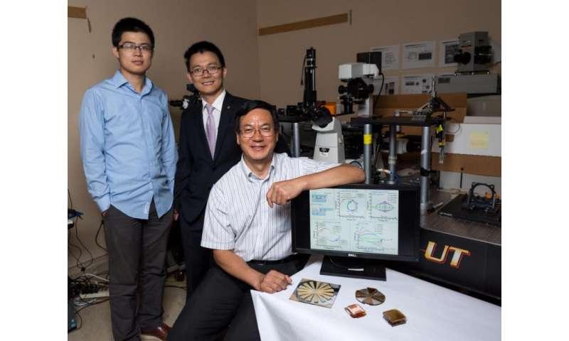 Proposed standards for triboelectric nanogenerators could facilitate comparisons