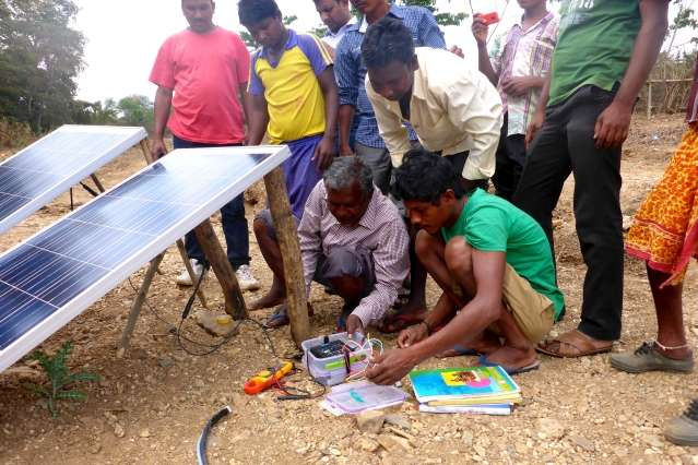 Pushing the limits of pump design for small farmers in India
