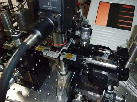Quantum teleportation on a chip