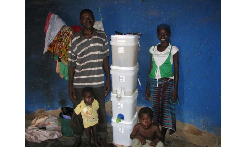 Quenching the thirst for clean, safe water