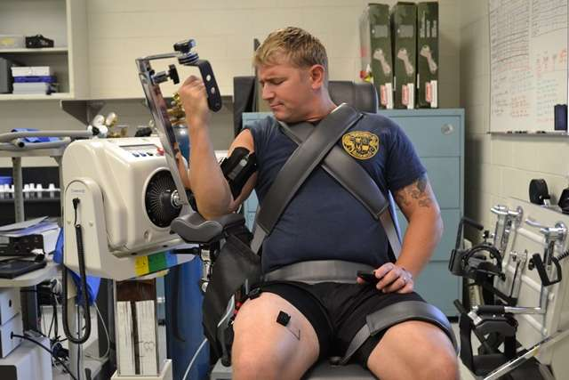 Rapid recovery: ONR-sponsored research fights cardio, muscular fatigue in navy divers