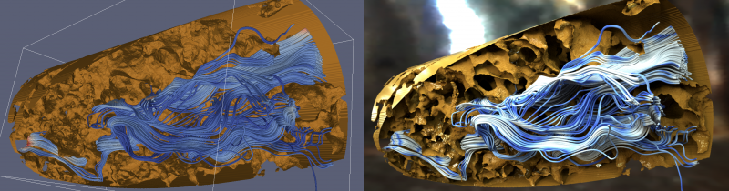 Ray-tracing software lets researchers visualize science with greater fidelity