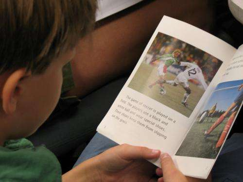 Research aims to utilize 'symptom' of autism to improve reading comprehension