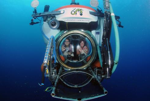 Research seven kilometres deep