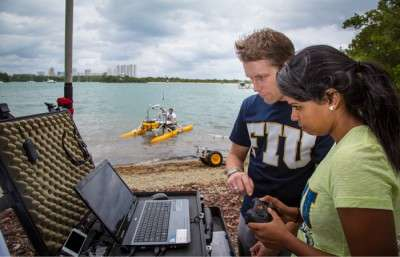 Research to expand knowledge of fish populations in a post-oil spill gulf