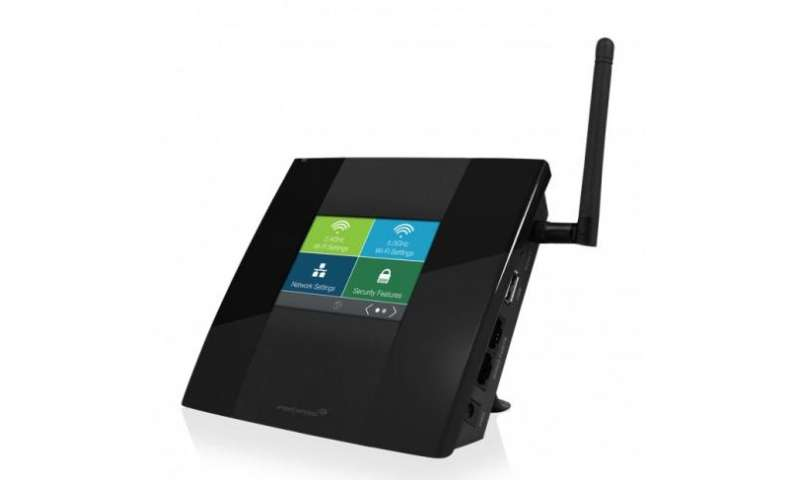 Review: Set up the new Amped Wireless router with just one finger
