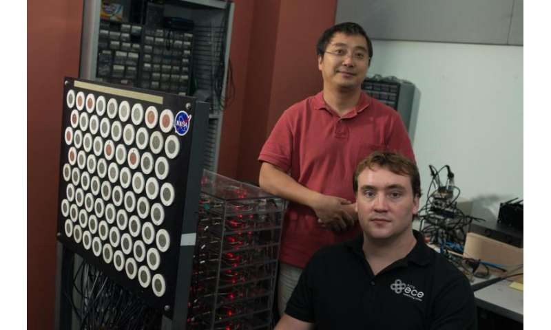 Rice wins $2.4 million to study many-antenna wireless