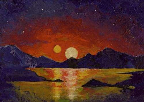 Rocky planets may orbit many double stars