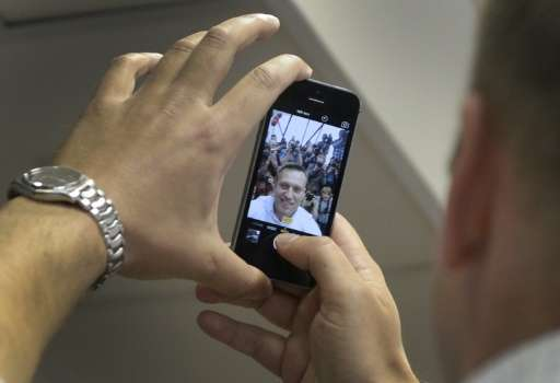 Russian social network VK launches photo sharing app