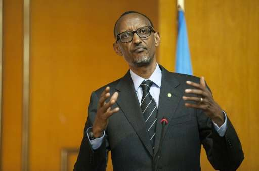 Rwanda's powerful ruler President Paul Kagame dreams of turning the capital Kigali into a regional hub for investors and multina