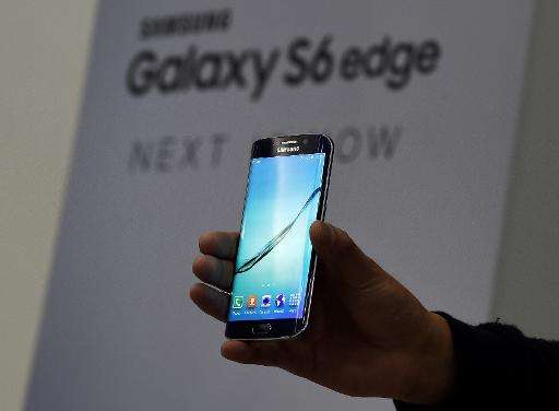 Samsung notably launched its flagship Galaxy S6 and S6 Edge phones at the end of the quarter in April, while Apple iPhone sales