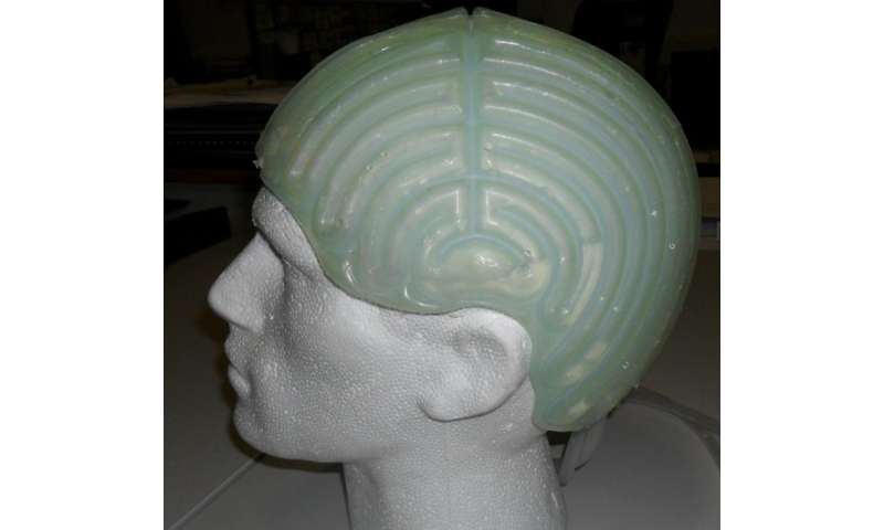 Scalp cooling cap design wins international Exhibitor Innovations Competition