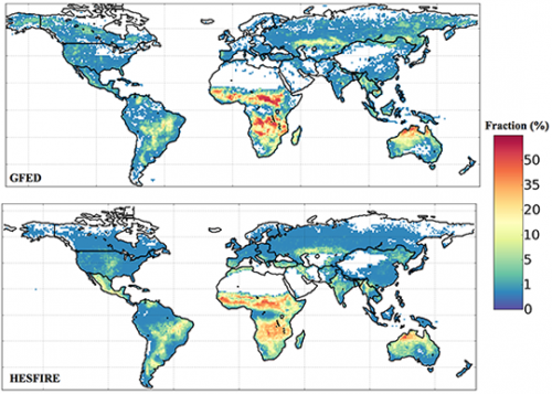 Scientists develop global model on the role of human activity and weather on vegetation fires