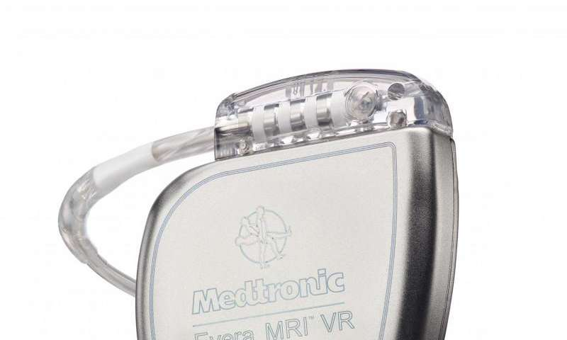 Scripps first in region to implant new defibrillator approved for use with MRI scans