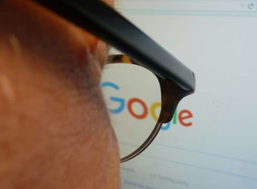 Search giant Google ranked highest among the eight major Internet firms ranked in a global privacy and data-protection index ann