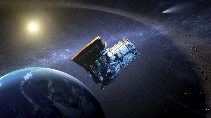 Secondhand spacecraft has firsthand asteroid experience