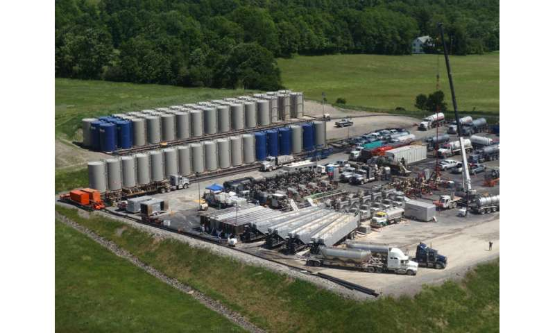 Shallow fracking raises questions for water, new research shows