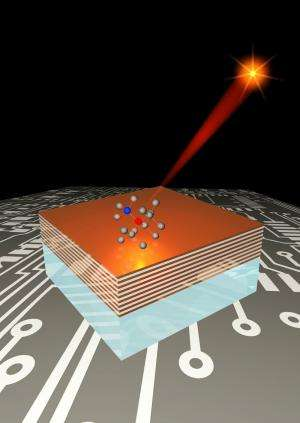 'Single-photon emission enhancement' seen as step toward quantum technologies