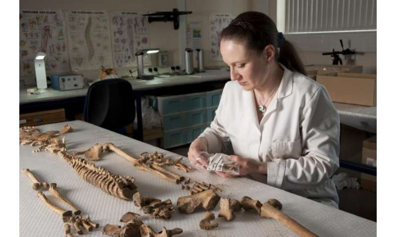 Skeletons found in mass graves are those of 17th Century Scottish soldiers