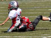 Slight signs of lingering brain damage seen in young athletes after concussion