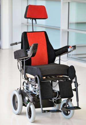 Smart textiles system prevents the development of pressure ulcers in wheelchair users