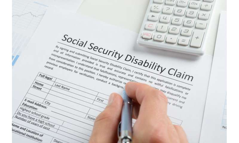 Social Security's support for people with disabilities faces