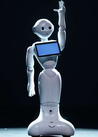 Softbank's childlike robot with 'heart' set to go on sale