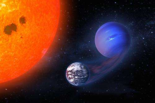 Some potentially habitable planets began as gaseous, Neptune-like worlds