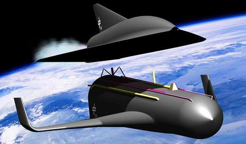 SpaceLiner: Europe-Australia, 90 minutes, Europe-US, one hour
