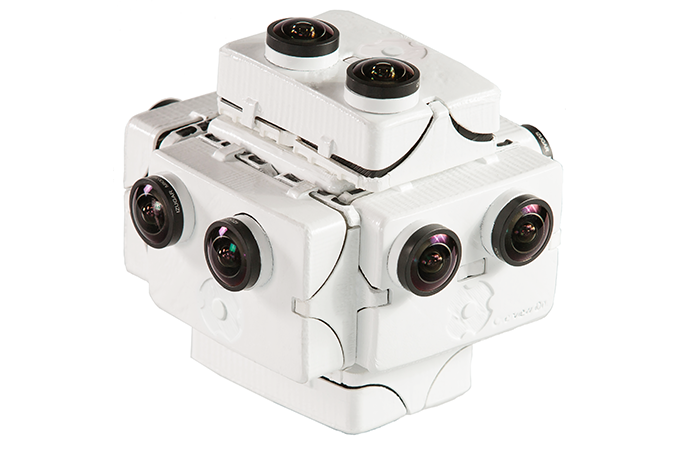 SpaceVR aims toward a VR camera in space