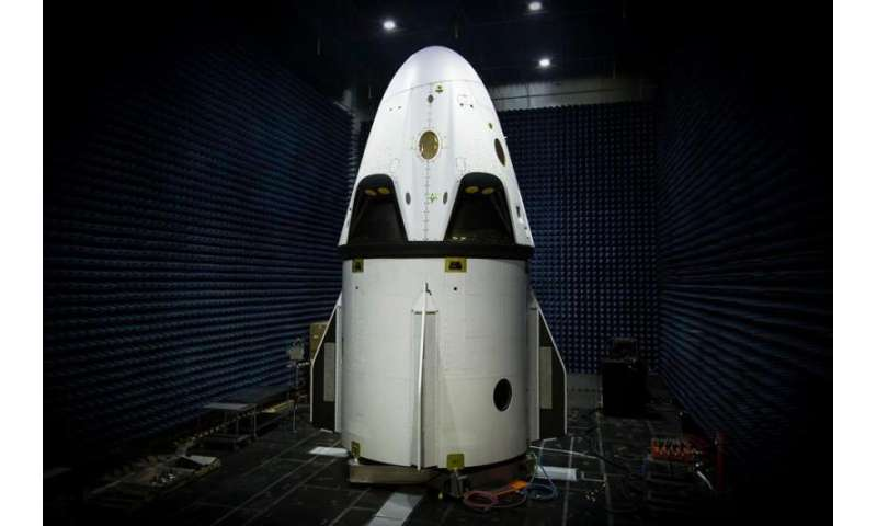 SpaceX picks up launch pace, sets April 27 commercial ...