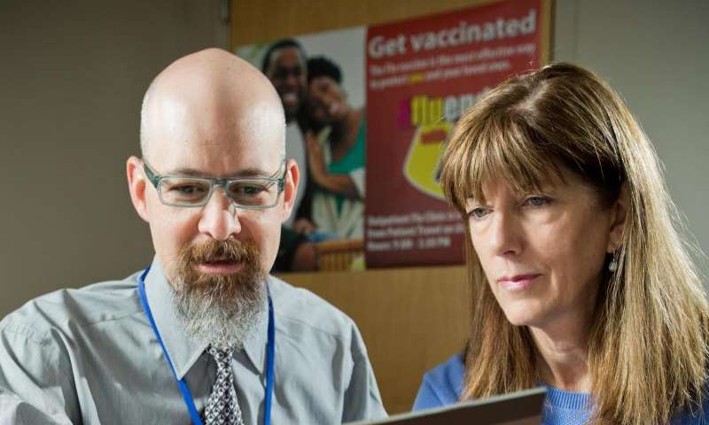 Studies yield mixed findings on high-dose flu vaccine for elders