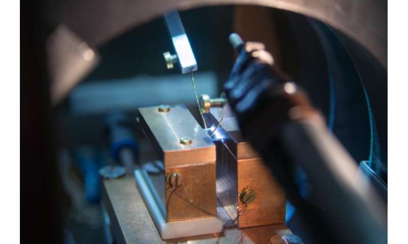 Study is the first to apply measurement methods in spin caloritronics field