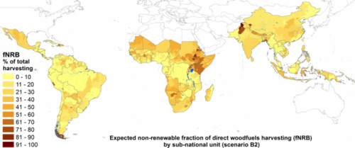 Study yields surprising insights into the effects of wood fuel burning