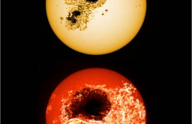 Subaru Telescope observes superflare stars with large starspots