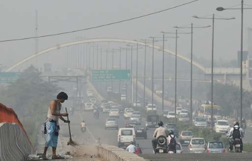 Successive Delhi governments have faced flak for failing to curb pollution in the Indian capital, whose air quality is worse tha