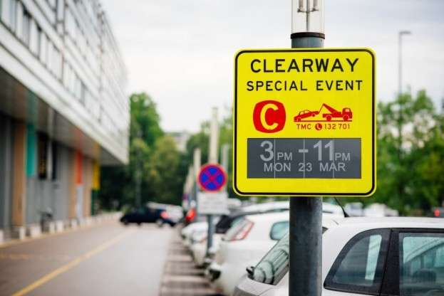 Sydney makes its mark with electronic paper traffic signs