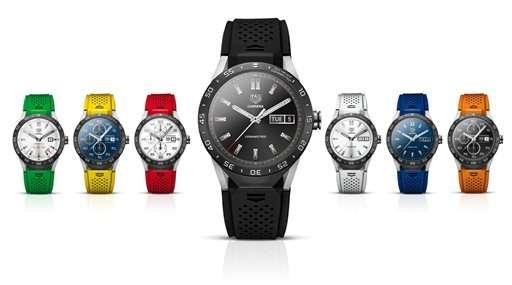 Tag Heuer, tech companies unveil $1,500 luxury smartwatch