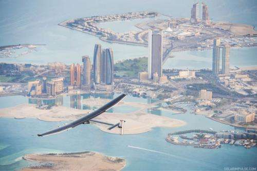 Take the pilots out and solar-powered aircraft get really exciting