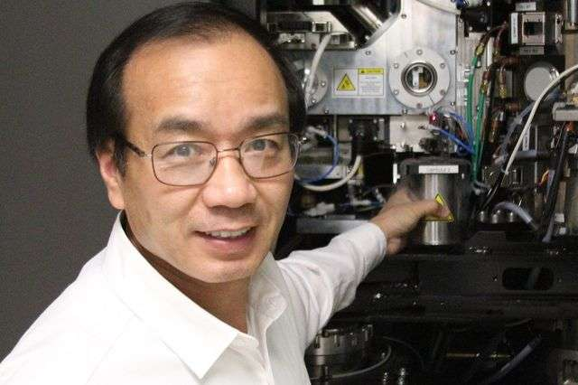Team first to model atomic structures of three bacterial nanomachines
