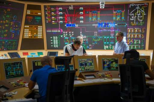 Nuclear Power Plants Warned On Cyber Security