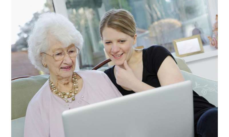 Technology allows patients, caregivers to manage care with less stress