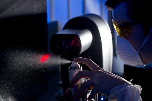 Technology set to revolutionise global aerosol industry