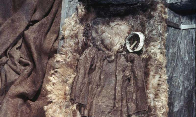 The Bronze Age Egtved Girl was not from Denmark